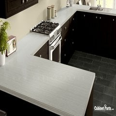 Wilsonart Vapor Strandz Linearity Finish 5 ft. x 12 ft. Countertop Grade Laminate Sheet 4939K-18-350-60X144