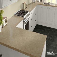 Wilsonart Villa Roca Fine Velvet Texture Finish 5 ft. x 12 ft. Countertop Grade Laminate Sheet 4836-38-350-60X144