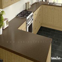 Wilsonart Western Bronze Matte Finish 5 ft. x 12 ft. Countertop Grade Laminate Sheet 4873-60-350-60X144