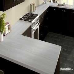 Wilsonart White Cypress Soft Grain Finish 5 ft. x 12 ft. Countertop Grade Laminate Sheet 7976K-12-350-60X144