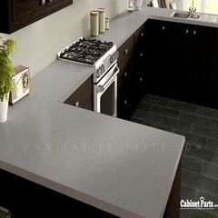 Wilsonart White Tigris Matte Finish 4 ft. x 8 ft. Peel/Stick Vertical Grade Laminate Sheet 4783-60-735-48X096