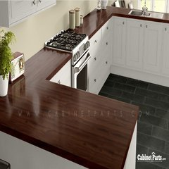 Wilsonart Windsor Mahogany Fine Grain Finish 5 ft. x 12 ft. Countertop Grade Laminate Sheet 7039K-78-350-60X144