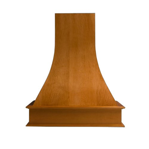 Omega National Products 48 inch Wide Artisan Range Hood-Red Oak R3048SMB1OUF1