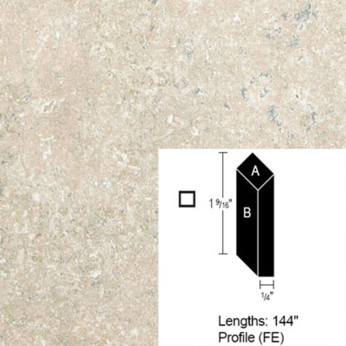 Wilsonart Bevel Edge - Tumbled Roca-12Ft CE-FE-144-4835-38