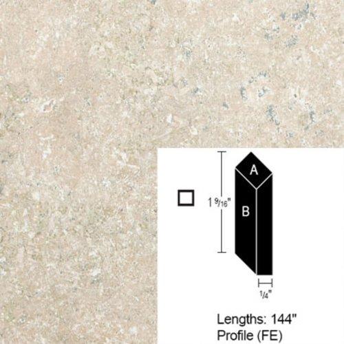 Wilsonart Bevel Edge - Tumbled Roca-12Ft CE-FE-144-4835-38