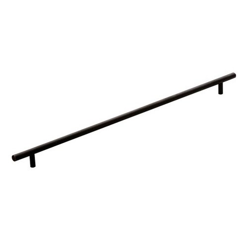 Amerock Bar Pulls 18-7/8 Inch Center to Center Oil Rubbed Bronze Cabinet Pull BP19016ORB