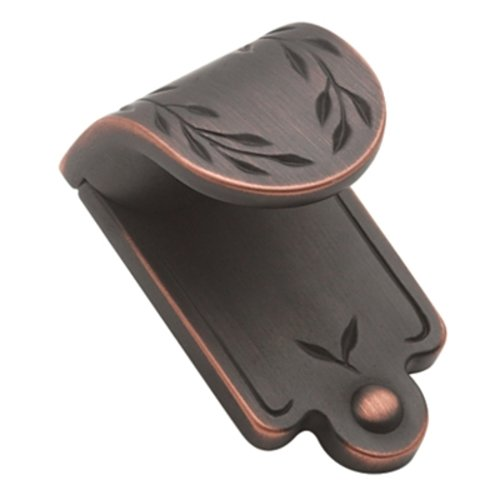 Amerock Nature's Splendor 1-7/8 Inch Length Oil Rubbed Bronze Cabinet Knob BP1583ORB