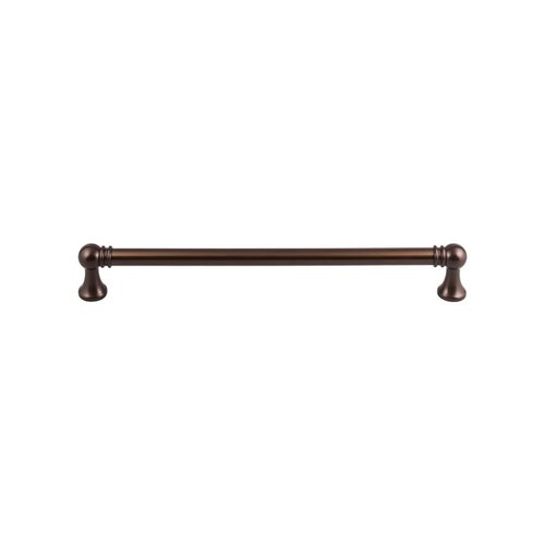 Top Knobs Serene 12 Inch Center to Center Oil Rubbed Bronze Appliance Pull TK808ORB