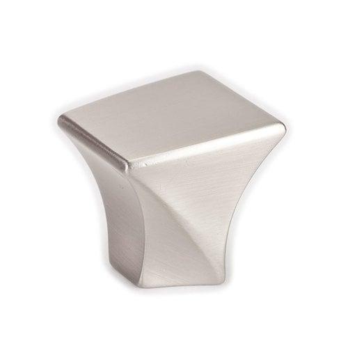 Berenson Fluidic 1-3/16 Inch Length Brushed Nickel Cabinet Knob 9480-1BPN-P