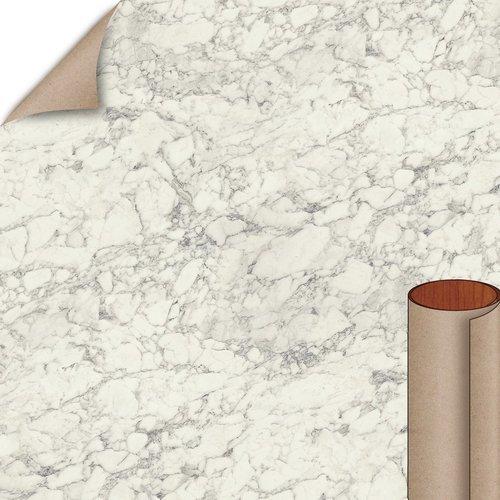 Marmo Bianco Wilsonart Laminate 5X12 Horizontal Textured Gloss 1885K-07-376-60X144