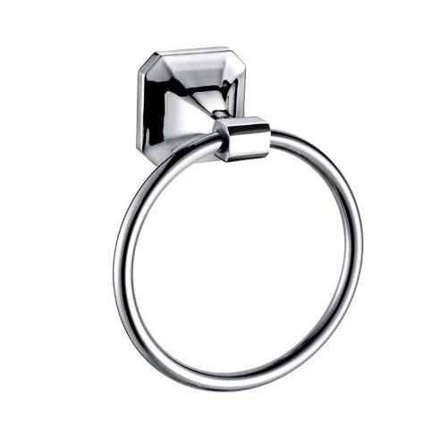 Paradise Bathworks Valhalla Towel Ring Polished Chrome 65026