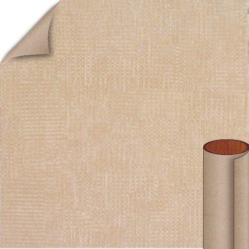 Nevamar Tea Stain Spun Yarn Textured Finish 5 ft. x 12 ft. Countertop Grade Laminate Sheet YSN001T-T-H5-60X144
