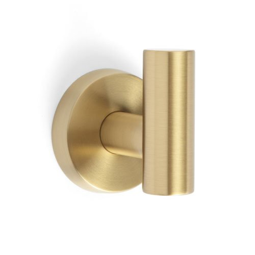 Arrondi Robe Hook Brushed Bronze <small>(#BH26542BBZ)</small>