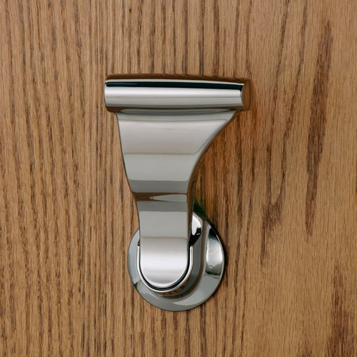 "Soss UltraLatch for 1-3/8"" Door Bright Nickel L14-14"