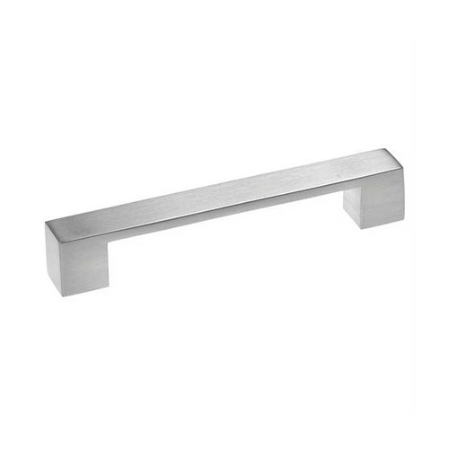 Hickory Hardware Metro Mod 5-1/16 Inch Center to Center Satin Nickel Cabinet Pull P3616-SN