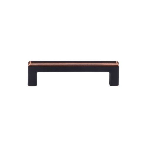 Top Knobs Transcend 3-3/4 Inch Center to Center Umbrio Cabinet Pull TK672UM