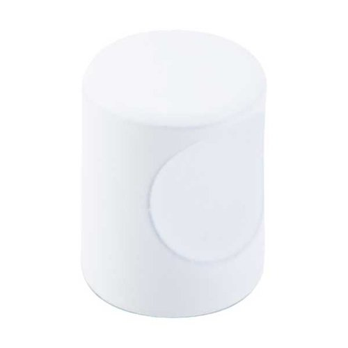 Top Knobs Sanctuary II 3/4 Inch Diameter White Cabinet Knob M1871