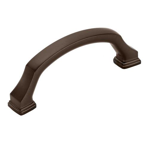 Amerock Revitalize 3-3/4 Inch Center to Center Caramel Bronze Cabinet Pull BP55344CBZ