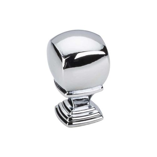 Jeffrey Alexander Katharine 7/8 Inch Diameter Polished Chrome Cabinet Knob 188PC