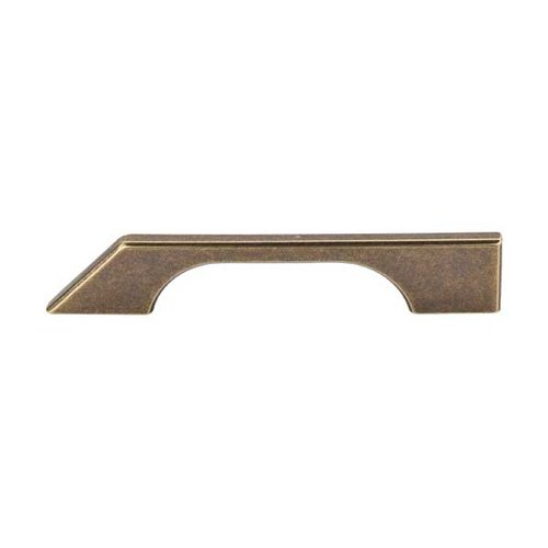 Top Knobs Sanctuary 5 Inch Center to Center German Bronze Cabinet Pull TK14GBZ