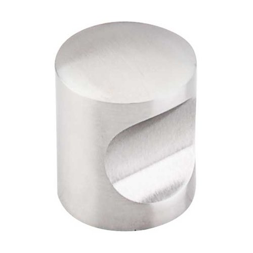 Top Knobs SS304 Stainless Steel 1 Inch Diameter Stainless Steel Cabinet Knob SS22