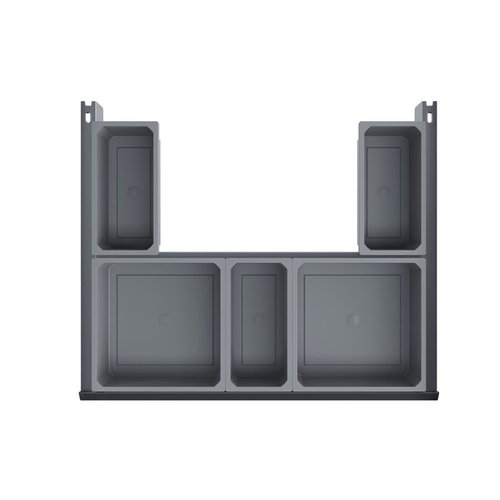 Vauth Sagel Organization Pullout Storage Drawer 9000 6060