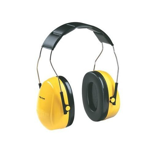 3M Peltor Optime 98 Earmuffs Yellow 08091