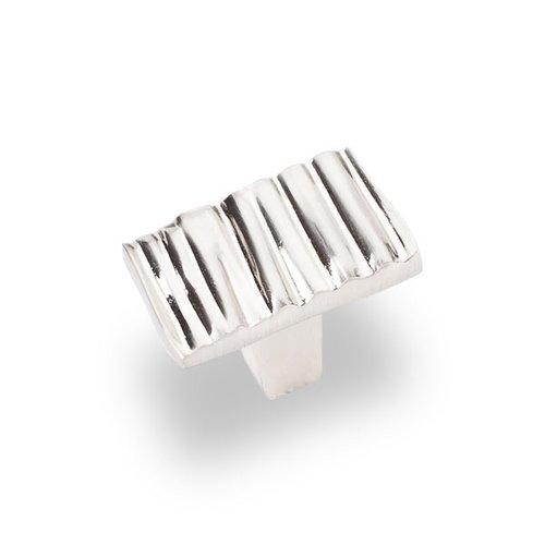 Jeffrey Alexander Valencia 1-3/16 Inch Diameter Satin Nickel Cabinet Knob 80508SN