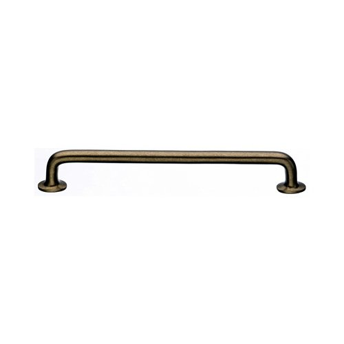 Top Knobs Aspen 12 Inch Center to Center Light Bronze Cabinet Pull M1401