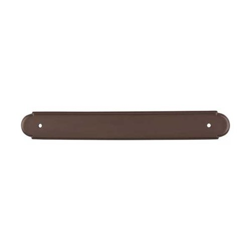 Top Knobs Appliance Pull 12 Inch Center to Center Oil Rubbed Bronze Back-plate M885