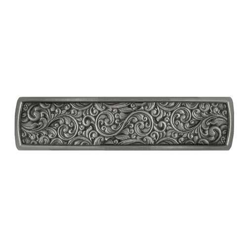 Notting Hill Classic 3 Inch Center to Center Antique Pewter Cabinet Pull NHP-659-AP