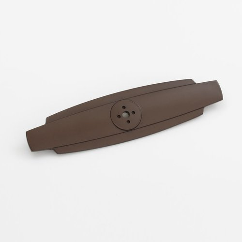 Highland Ridge 5 Inch Length Caramel Bronze Back-plate <small>(#BP55314CBZ)</small>