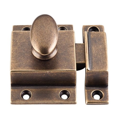Top Knobs Additions 2 Inch Length Oil Rubbed Bronze Latch M1783