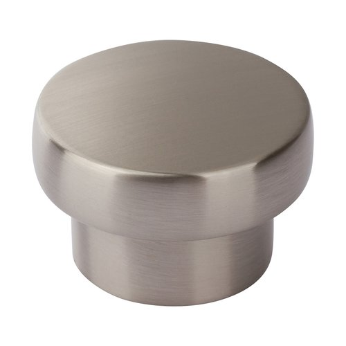 "Chunky Knobs 1-1/3"" Dia Brushed Nickel <small>(#A913-BN)</small>"