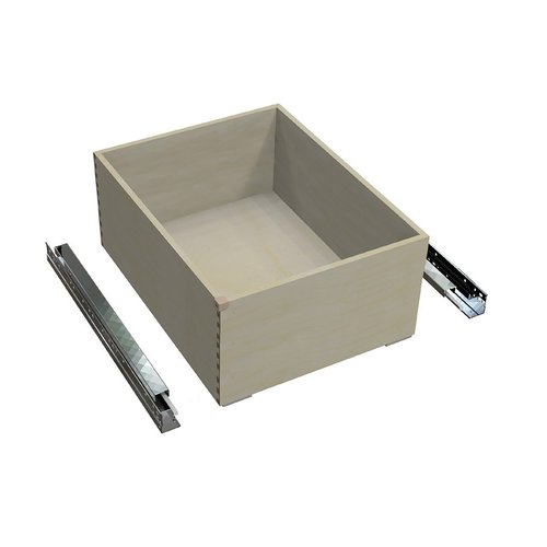 "Tenn-Tex QuikTRAY Add On Drawer for 15"" Cabinets 7.75"" High QT-11015PM"