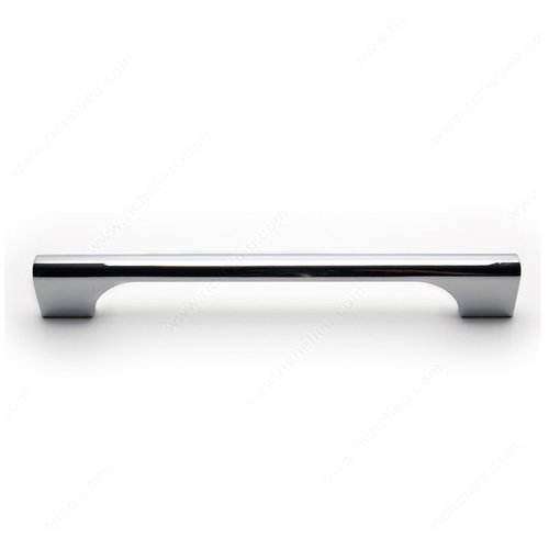 Richelieu Contempo 13-7/8 Inch Center to Center Chrome Cabinet Pull 21724352140