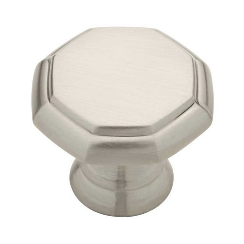 Athens 1-1/4 Inch Diameter Satin Nickel Cabinet Knob <small>(#PN0292-SN-C)</small>