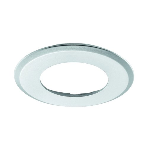 Hafele Loox 2025/2026 Round Recess Mount Trim Ring Silver 833.72.126