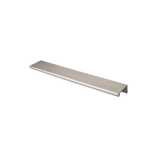 Top Knobs Mercer 10 Inch Length Brushed Satin Nickel Finger Pull TK505BSN