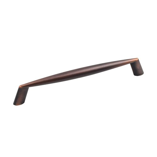 "Elements by Hardware Resources Zachary Pull 6-5/16"" C/C Brushed Oil Rubbed Bronze 988-160DBAC"