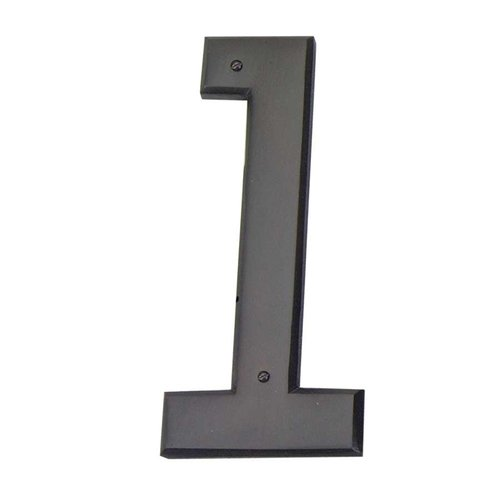 Atlas Homewares Mission House Number One Aged Bronze RCN1-O