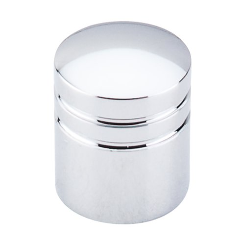Top Knobs Nouveau II 1 Inch Diameter Polished Chrome Cabinet Knob M583