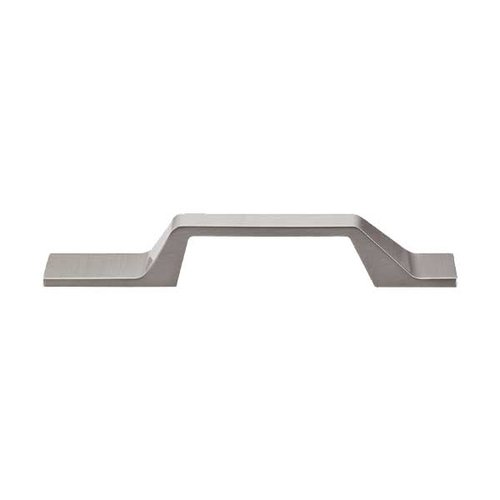 Top Knobs Sanctuary II 3-1/2 Inch Center to Center Brushed Satin Nickel Cabinet Pull TK270BSN