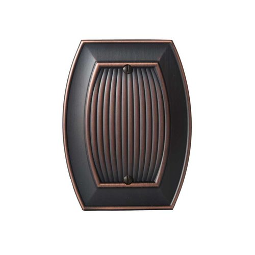 Amerock Allison Blank Wall Plate Oil Rubbed Bronze BP36541ORB