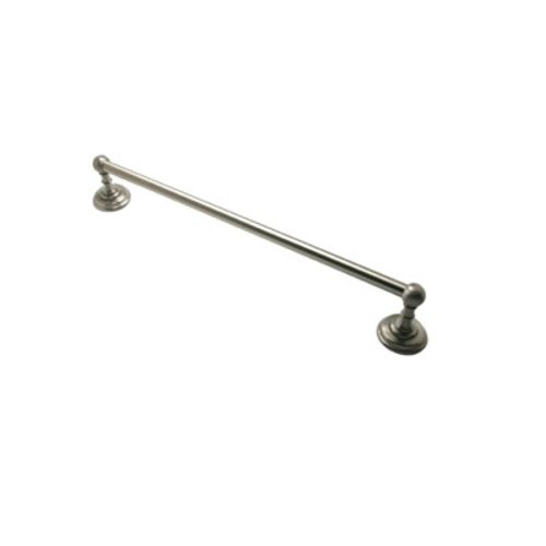 "24"" Single Towel Bar Brushed Nickel <small>(#2114US15)</small>"
