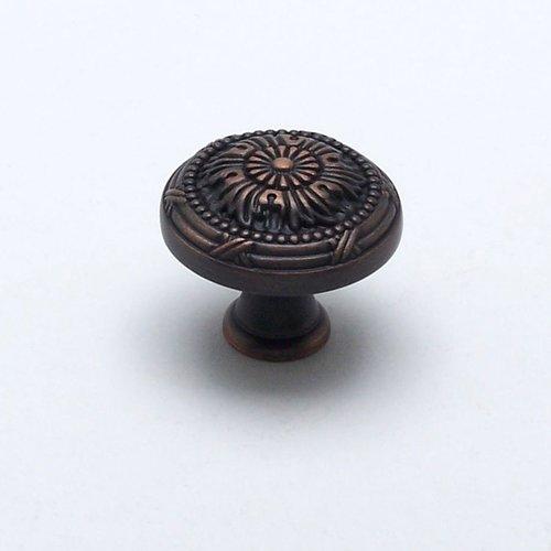 Berenson Toccata 1-1/4 Inch Diameter Venetian Bronze Cabinet Knob 8256-1VB-P