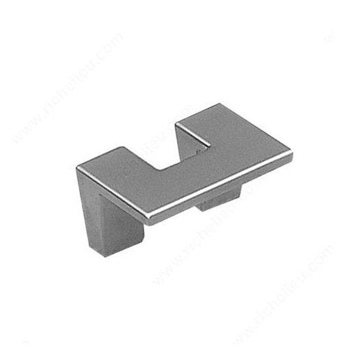 Richelieu Sleek 1-1/4 Inch Center to Center Matte Chrome Cabinet Pull 2169132174