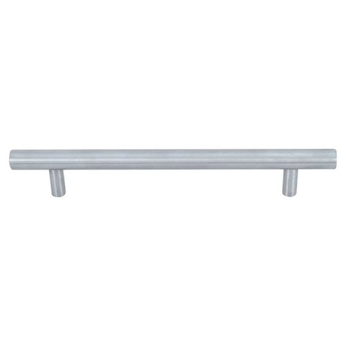Atlas Homewares Successi 6-5/16 Inch Center to Center Brushed Nickel Cabinet Pull A820-BN