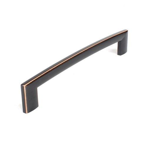 Century Hardware Villon 7-9/16 Inch Center to Center Regent Bronze Cabinet Pull 24479-RZC