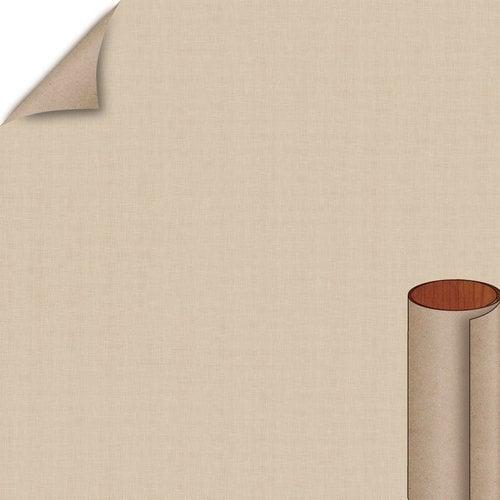Flax Linen Wilsonart Laminate 4X8 Horiz. Fine Velvet Texture 4990-38-350-48X096